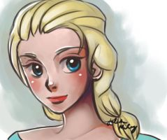 Elsa by Jalisha