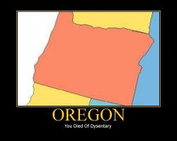 Oregon by dburn13579