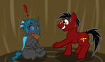 -meeting a Changeling!- by Kassc