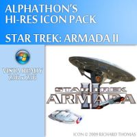 Star Trek Armada II Icon by Alphathon