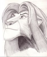 Mufasa by padge