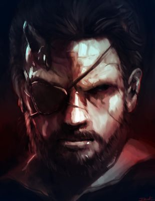 Venom Snake by Cryotube