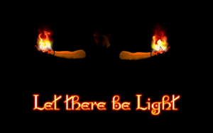 Let there be Fire by eternicode