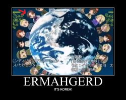 ERMAHGERD by goodlucklight