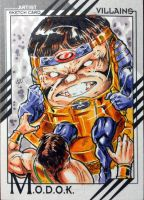 MODOK Fleer 2015 by shaotemp