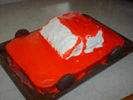 Car Cake by SmallBell