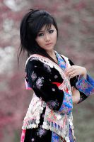 Hmong outfit by HouaVang