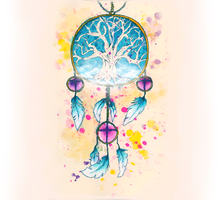 Dream Catcher by EvanescentWings