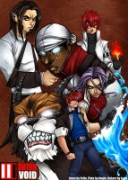 Entervoid poster by felle2thou