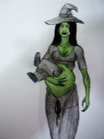Witchy and Tofu 5 by Hrothgar9