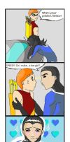 Hot For a Girl Pt. 1 by StrickenMidnight