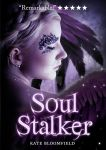 Soul Stalker Mock up Book cover by KateBloomfield