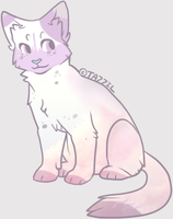 CLOSED Cat Adoptable by NyotLeo