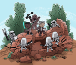 Nope...Technically, We're Not the Resistance, Guys by DanielMead