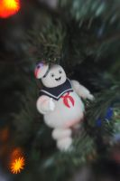 Lensbaby Christmas Tree VIII by LDFranklin