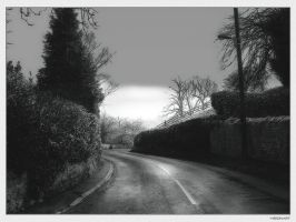 That Road by visionart