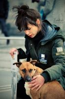 Happenning 269 life - Militants human and dog by Xandrah-Octopus