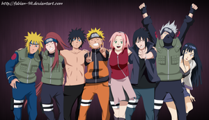 Road to ninja: Naruto the movie by FabianSM