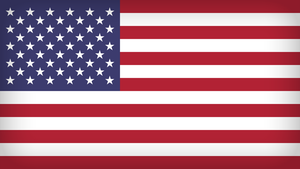 United States Of America Flag by Xumarov