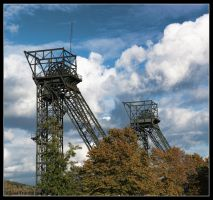 winding towers by G0R3GA5M