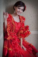 Red Glamour by Agnes108