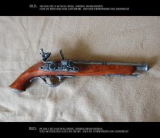 Old gun 1 by Mithgariel-stock