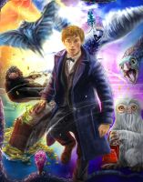 Fantastic Beasts by Ayeri
