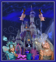 Fairy Castle Fantasy by WDWParksGal