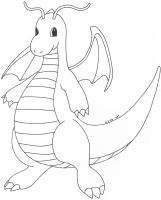 Dragonite by fanchielover15