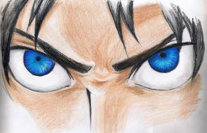 Eren's Eyes by Jeageractive