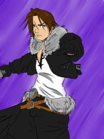 Squall Leonhart by FactionFighter