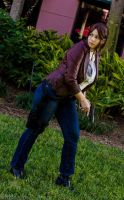 Claire Redfield 8 by Insane-Pencil