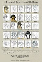 25 Faces by CantoChi