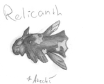 Relicanth by ateck5