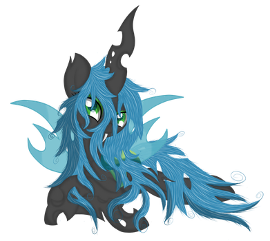 Queen Chrysalis by Law44444