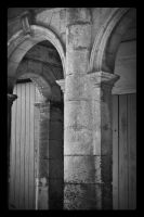 Arches.  Lambesc.  S. France. by jennystokes