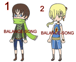 ::ADOPTABLES:: SET 2 (CLOSED) by Balance-Song