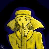 Stephano - Don't make a noise (with background) by YukiSamui