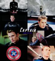 Captain America by Addicted-To-Graphic