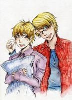 APH I don't want to smile by MaryIL