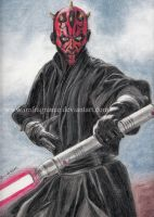 darth maul by imFragrance