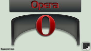 Opera soft icon by vi20RickrMetal12us