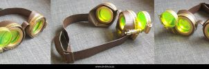 Duela Dent Goggles by SIN-BIN