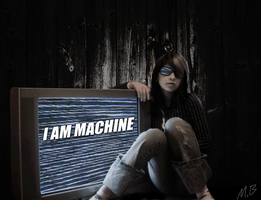 I am machine by mattbenfly75