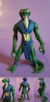 lizard man 2007 by nightwing1975
