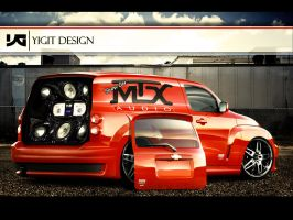 Chevy HHR-SS TurboR by ygt-design