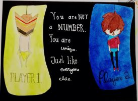 NCEA: you are not a number by socksCocks