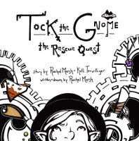 Tock the Gnome, page 5 by rachelillustrates