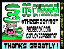 03 Green Cheers by tony-p-power