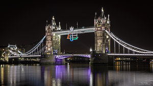 Tower Bridge. by LU-Robyn